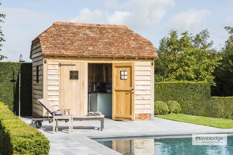 Cottage Poolhaus in Wortegem-Petegem